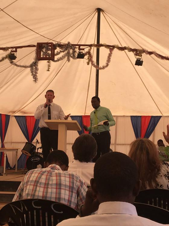 Hosting Church in Malawi