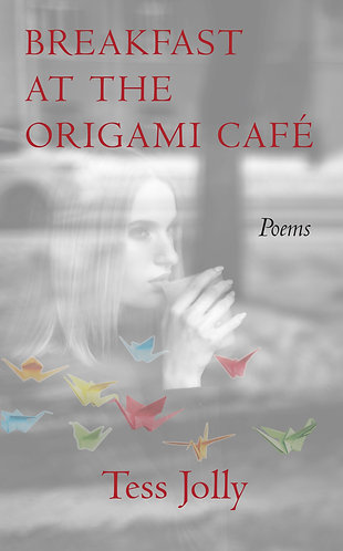 Breakfast at the Origami Café by Tess Jolly (ISBN 978-1-9164051-4-1)
