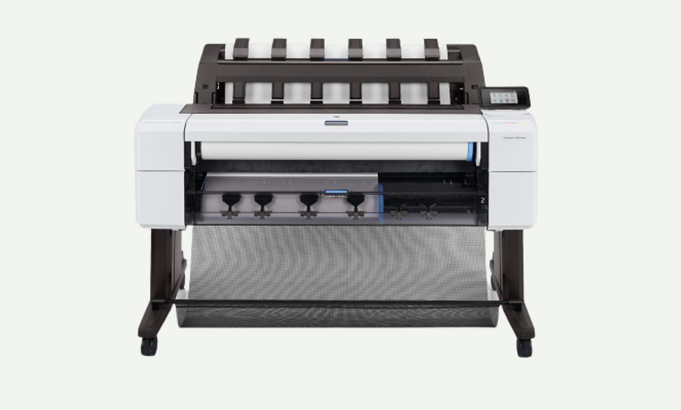 vista frontal HP DesignJet T1600 36