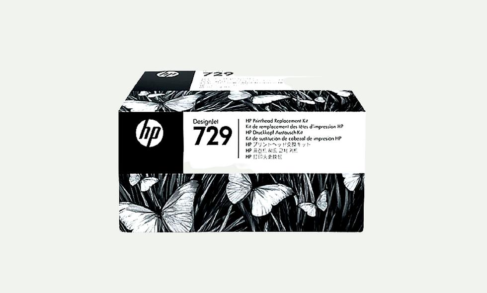 CABEZAL HP 729