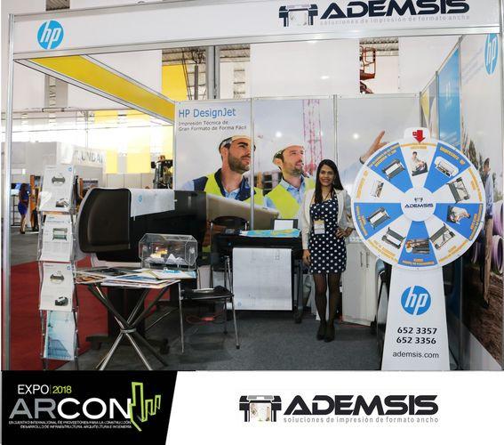 EXPO ARCON ADEMSIS