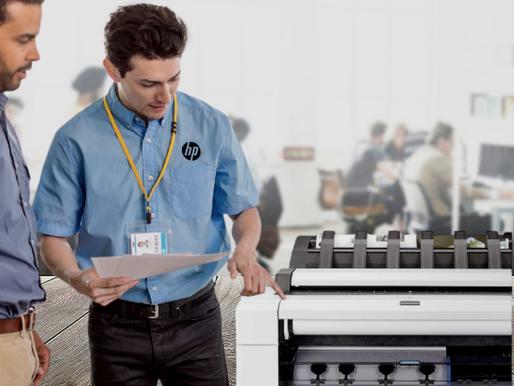 ¿Por qué es importante la garantía de tus productos HP Designjet?
