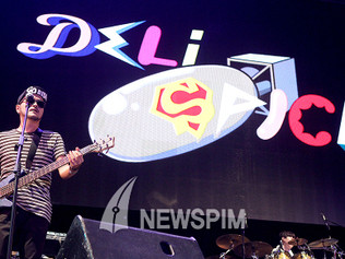 "2013 Jisan World Rock Festival"" Delispice ; This is mordernrock"