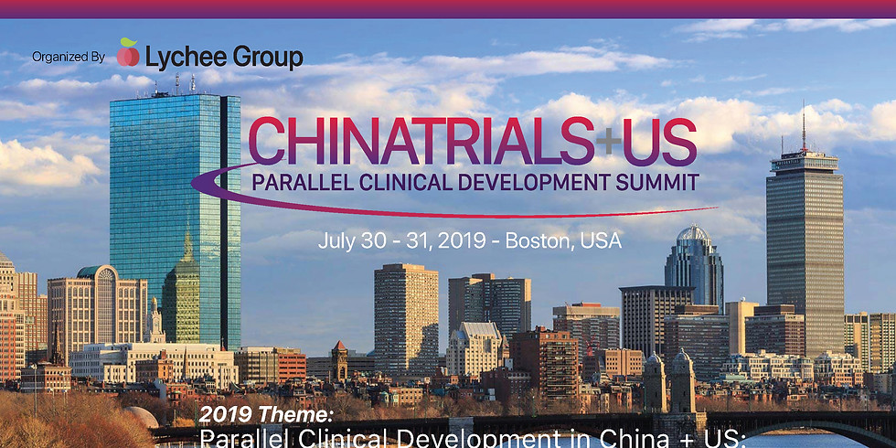 ChinaTrials +US Parallel Clinical Development Summit