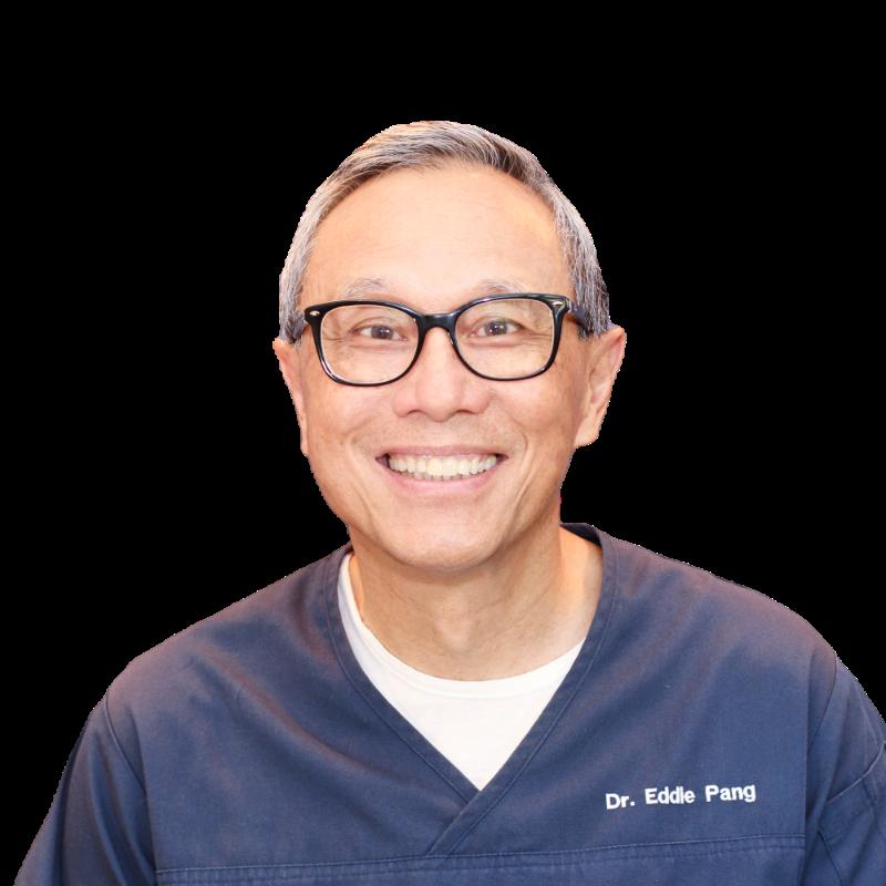 Dr Eddie Pang