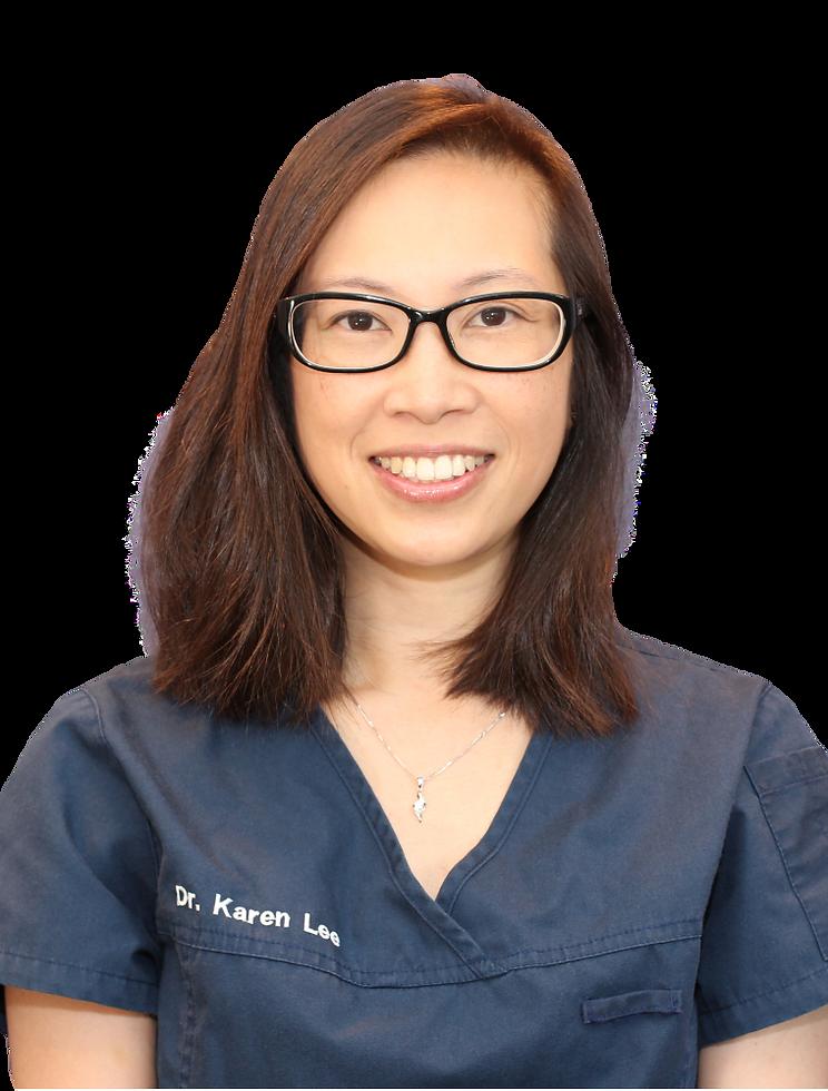 Dentist Dr Karen Lee