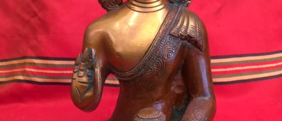"8"" Buddha"