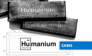 HUMANIUM - O METAL MAIS PRECIOSO DO MUNDO