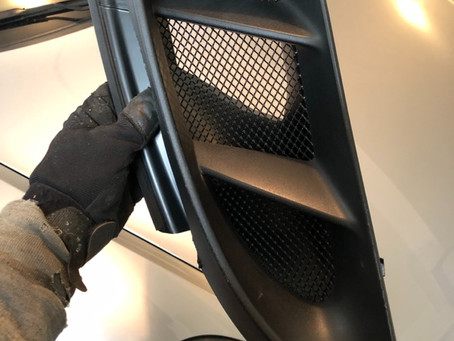 Porsche 718 Side Intake Grills are here!!
