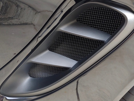 Porsche 718 Boxster and Cayman Side Intake Grills are here!! Installation video!