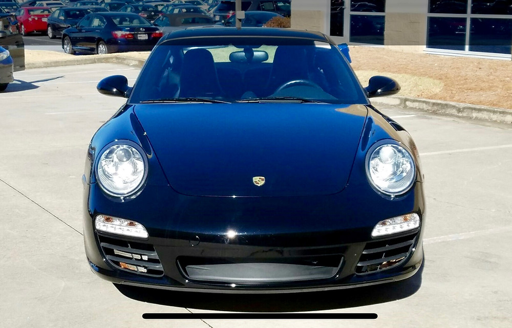 Porsche 911 Radiator Grilles