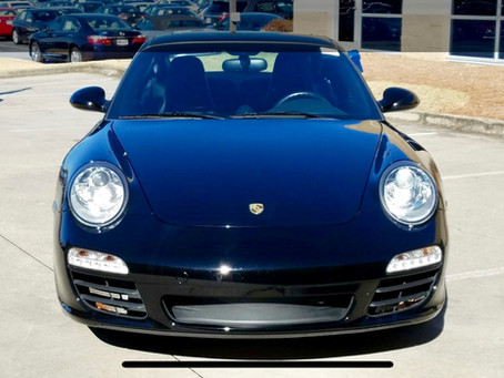 New Product Announcements!  Porsche 911 997.2 Center Grille and 997.2 911 GTS grill set!