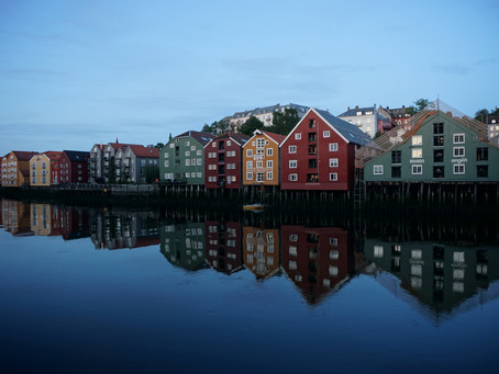 Green travelling in Norway | session 6/6 - Where the journey ends a new road begins