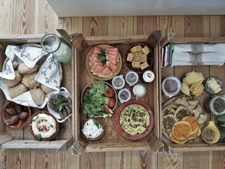 Grab a spoon | Homemade Breakfast @ Phoenicia