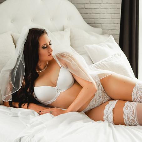 Bridal Boudoir |The Perfect Gift For Your Partner | Michigan Boudoir