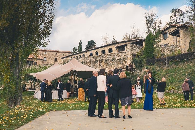 Ceremonia en el Serrat-Mariner, Xavier & Co Fotógrafo bodas Barcelona