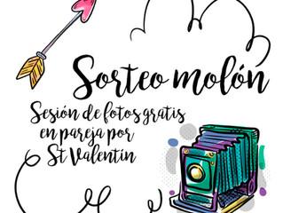 SORTEO MOLÓN! Sesión de fotos en pareja por St. Valentín