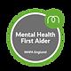 Mental Health First Aider Certificate Kate Finn