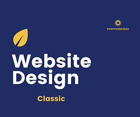 Perfect if you need SEO and advanced, customer relationship functions - Website Design - Domain Name Connection - SSL Certificate - Privacy & Cookies - Contact form - Up to 5 pages - Google Analytics Setup - Subscriber form - Basic SEO - 2 rounds of edits
