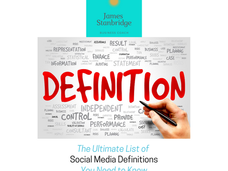 The Ultimate List of Social Media Definitions You Need to Know