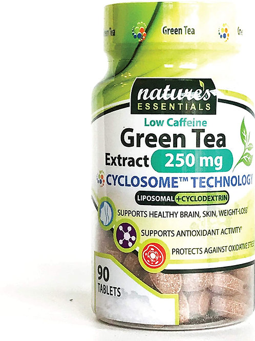Extracto de Te Verde Liposomal