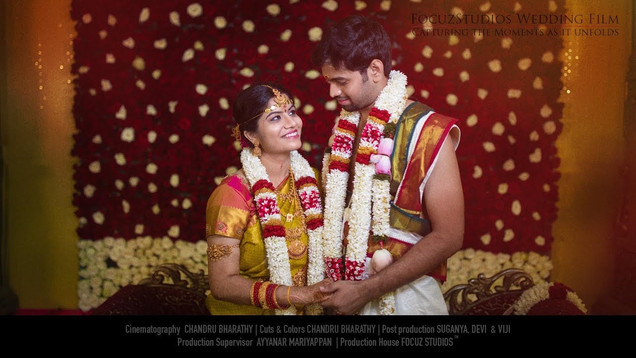 It's a TamBrahm Gounder Wedding at Erode | SARANYA + MAHESHWAR