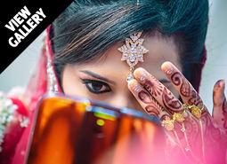 Muslim Wedding Candid Photography