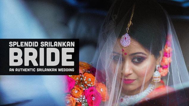 An Authentic Srilankan Wedding in London | Sugeevan & Mayuri