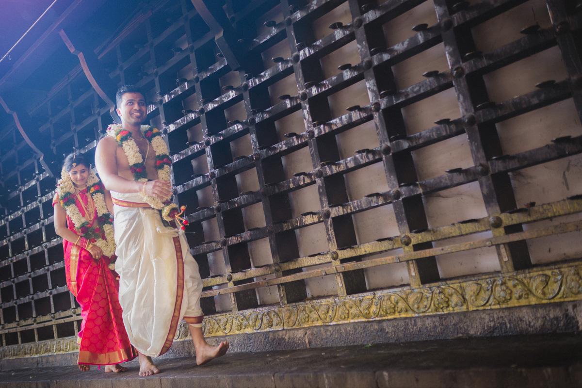 ernakulam temple couple photo shoot