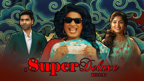 Super Deluxe Wedding – Official Save the Date   Sowmiya & Vignesh