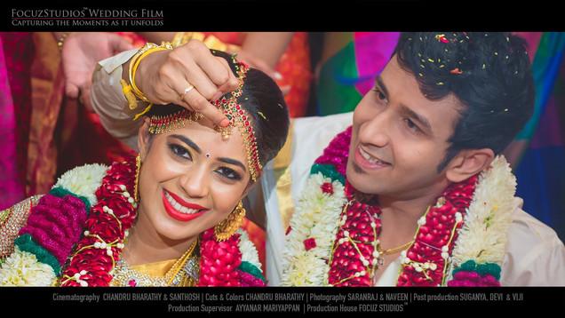 A Beautiful South Indian Wedding at Trichy, Tamilnadu | Karthik + Ilavarasi