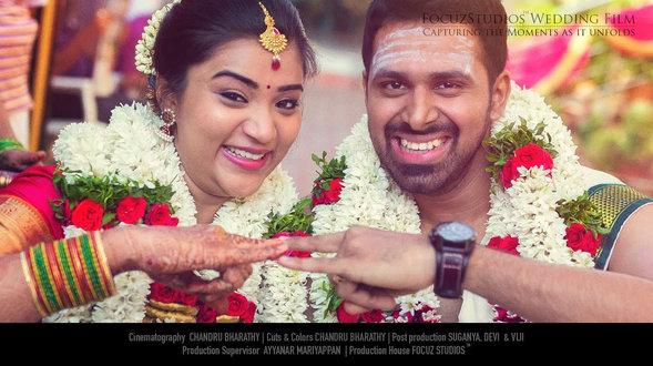 A Beautiful Tambrahm Wedding at Hyderabad | SHRUTI & KARTHIKEYAN