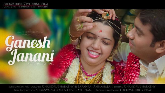 A Biggest Fat South Indian Wedding at Rajapalayam, GANESH + JANANI