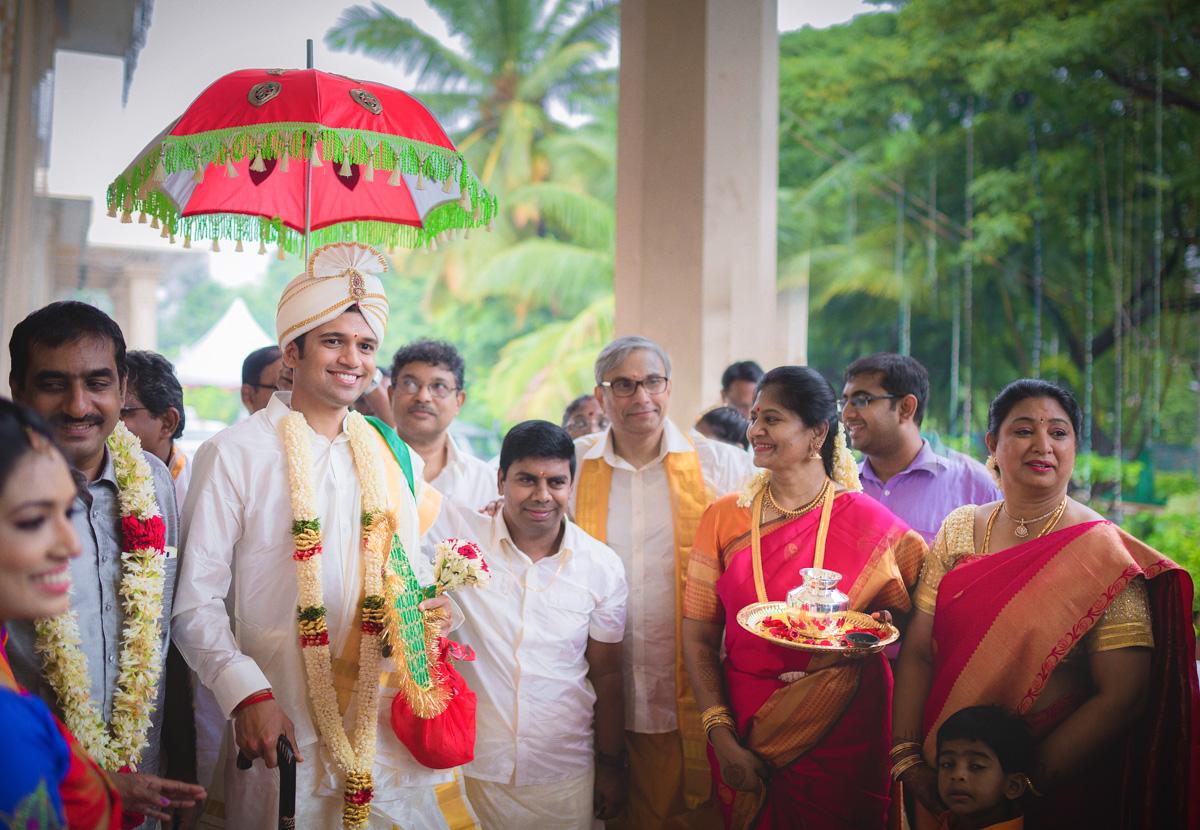 tamilnadu wedding kasi yatra