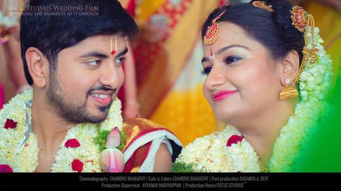 Fairytale Dream Wedding   Brahmin Wedding   VARSHINI & ADITYA