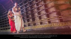 A Beautiful Kerala Wedding at Ernakulam | Som & Shree