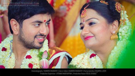 Fairytale Dream Wedding | Brahmin Wedding | VARSHINI & ADITYA