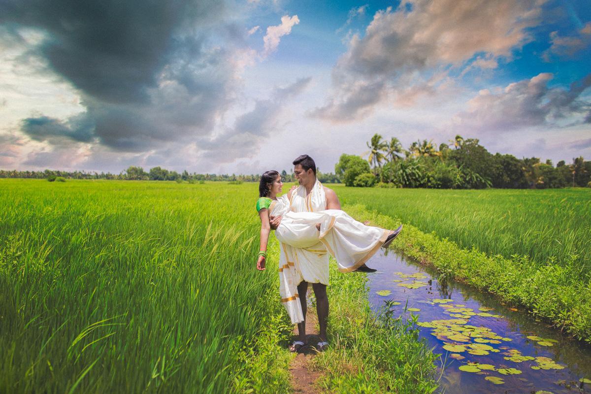 pre wedding shoot kerala