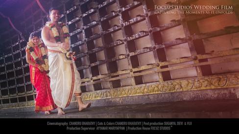 A Beautiful Kerala Wedding at Ernakulam   Som & Shree