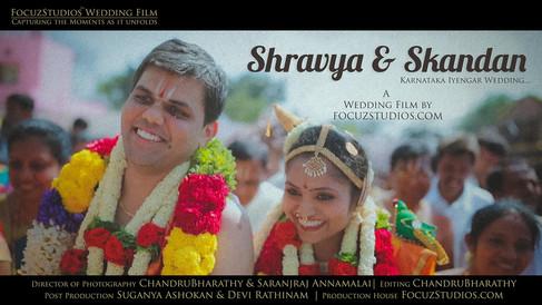 Beautiful Karnataka Iyengar Wedding at Tumkur, Bangalore by FocuzStudios.com   SHRAVYA + SKANDAN