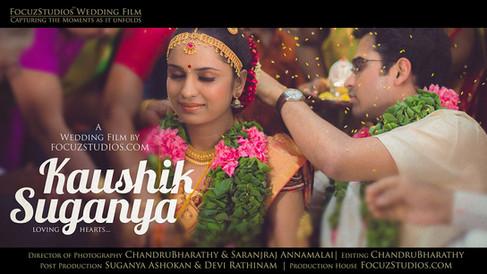South Indian Wedding Video by FocuzStudios.com   Kaushik+Suganya