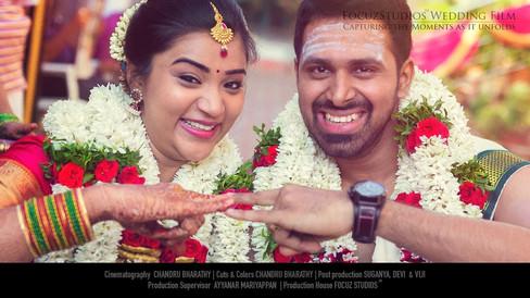 A Beautiful Tambrahm Wedding at Hyderabad   SHRUTI & KARTHIKEYAN