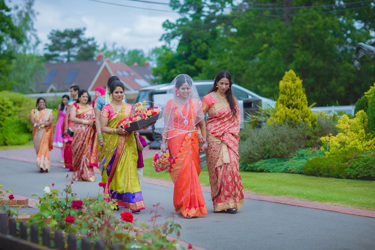 sri lankan bride london