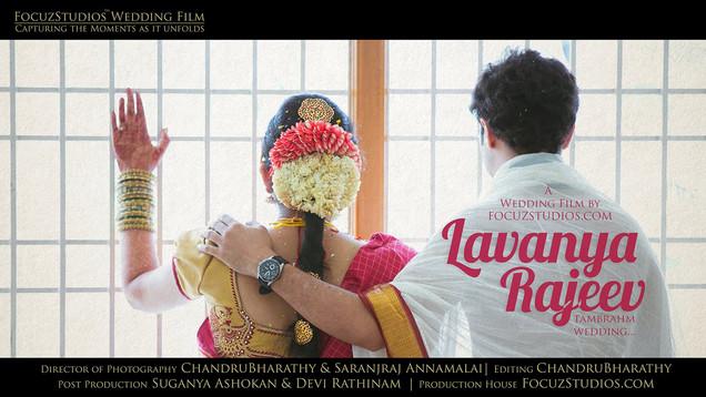 Tamil Brahmin Wedding Film by FocuzStudios.com | LAVANYA+RAJEEV