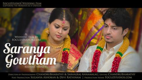 Beautiful Temple Wedding in Salem, Tamilnadu by FocuzStudios.com   SARANYA + GOWTHAM