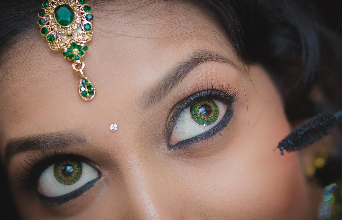 bridal eyes photography