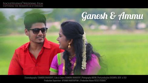 Beautiful Thanjavur Tamil Traditional Hindu Wedding - GANESH & AMMU
