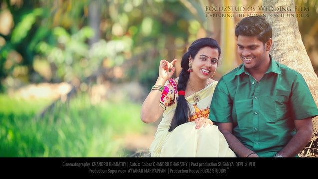 Kerala falling in Love 💘 with Tamilnadu - The Fairytale Wedding | SARANRAJ & ANJANA