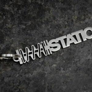 Chaveiro STATIC
