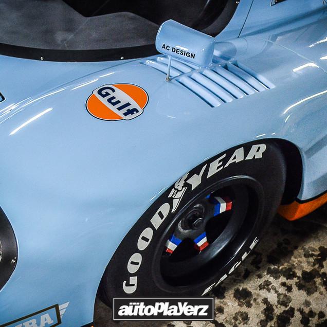 Réplica AC Porsche 917